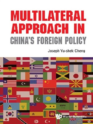 cover image of Multilateral Approach In China's Foreign Policy