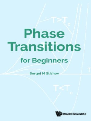 cover image of Phase Transitions For Beginners