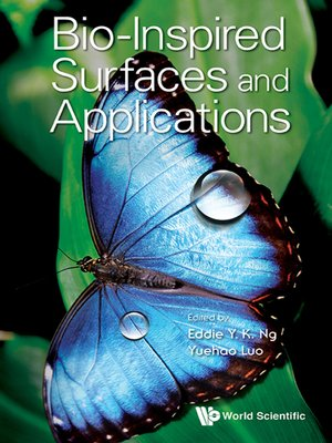 cover image of Bio-inspired Surfaces and Applications