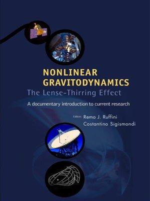 cover image of Nonlinear Gravitodynamics