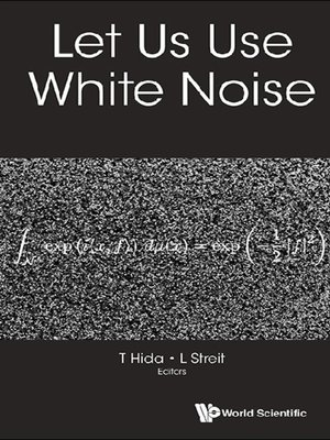 cover image of Let Us Use White Noise