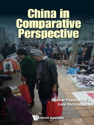 cover image of China In Comparative Perspective