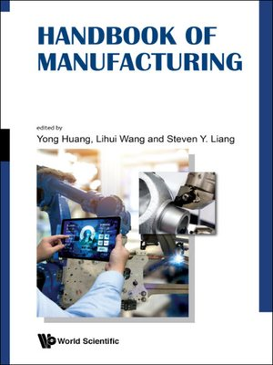 cover image of Handbook of Manufacturing
