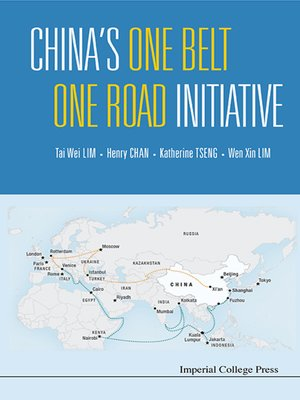 cover image of China's One Belt One Road Initiative