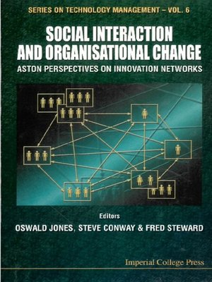 cover image of Social Interaction and Organisational Change, Aston Perspectives On Innovation Networks