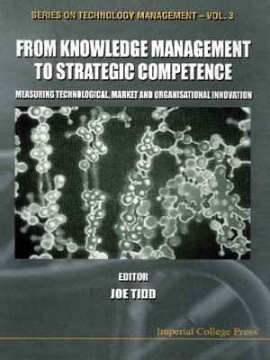 cover image of From Knowledge Management to Strategic Competence