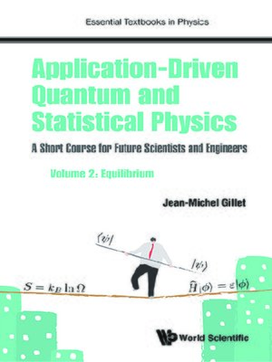 cover image of Application-driven Quantum and Statistical Physics