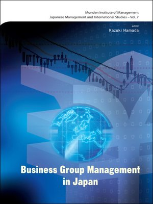 cover image of Business Group Management In Japan
