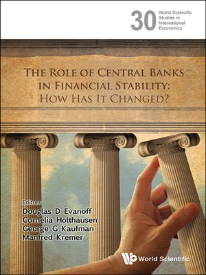 cover image of The Role of Central Banks In Financial Stability