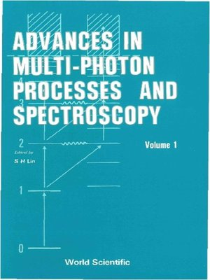cover image of Advances In Multi-photon Processes and Spectroscopy, Vol 1