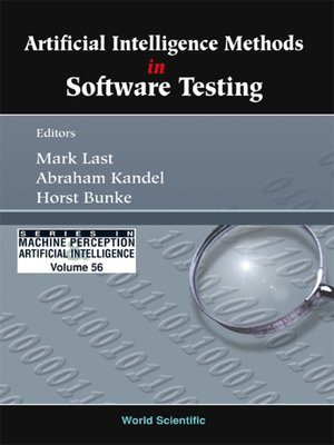 cover image of Artificial Intelligence Methods In Software Testing