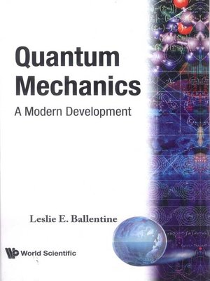 cover image of Quantum Mechanics