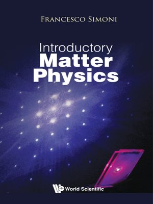 cover image of Introductory Matter Physics