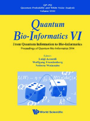 cover image of Quantum Bio-informatics Vi