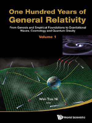 cover image of One Hundred Years of General Relativity