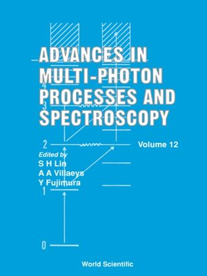 cover image of Advances In Multi-photon Processes and Spectroscopy, Vol 12