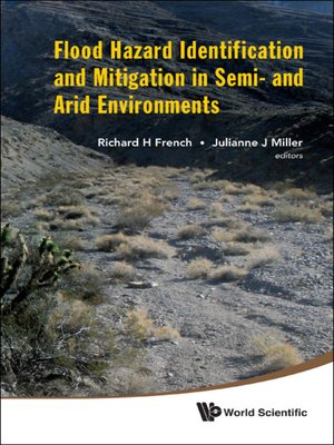cover image of Flood Hazard Identification and Mitigation In Semi- and Arid Environments
