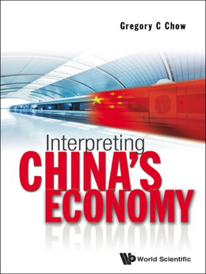 cover image of Interpreting China's Economy