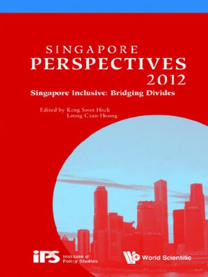 cover image of Singapore Perspectives 2012--Singapore Inclusive