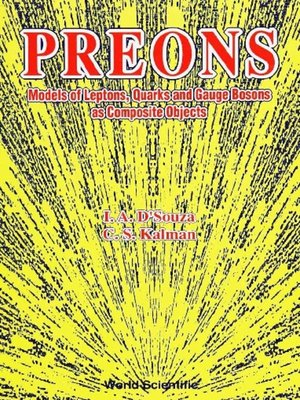 cover image of Preons