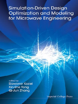 cover image of Simulation-driven Design Optimization and Modeling For Microwave Engineering