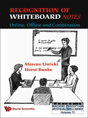 cover image of Recognition of Whiteboard Notes