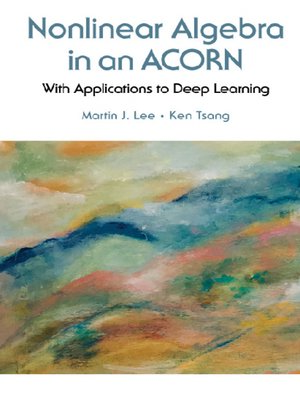 cover image of Nonlinear Algebra In an Acorn