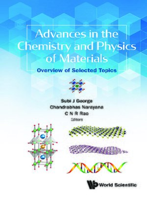 cover image of Advances In the Chemistry and Physics of Materials