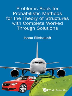cover image of Problems Book For Probabilistic Methods For the Theory of Structures With Complete Worked Through Solutions