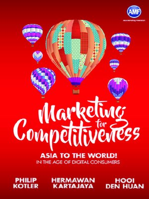 cover image of Marketing For Competitiveness