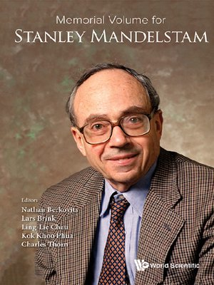 cover image of Memorial Volume For Stanley Mandelstam