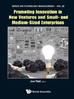 cover image of Promoting Innovation In New Ventures and Small- and Medium-sized Enterprises