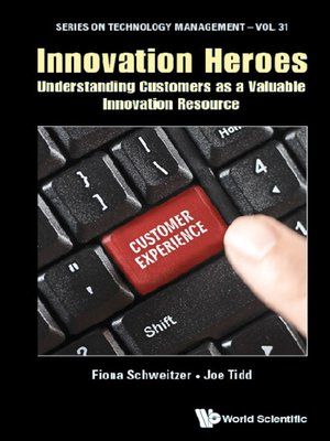cover image of Innovation Heroes