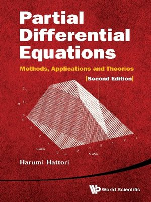 cover image of Partial Differential Equations