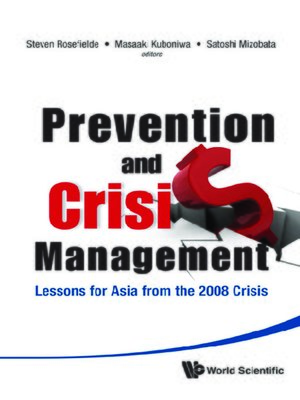 cover image of Prevention and Crisis Management