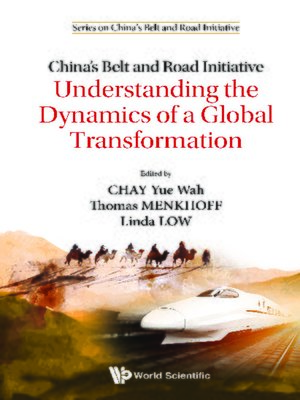 cover image of China's Belt and Road Initiative