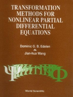 cover image of Transformation Methods For Nonlinear Partial Differential Equations