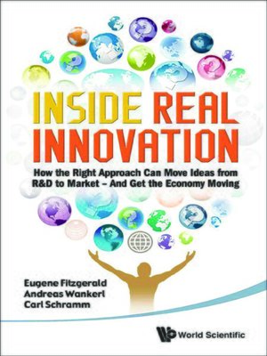 cover image of Inside Real Innovation