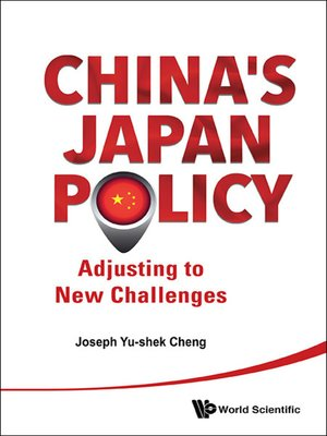 cover image of China's Japan Policy