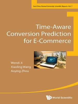 cover image of Time-aware Conversion Prediction For E-commerce