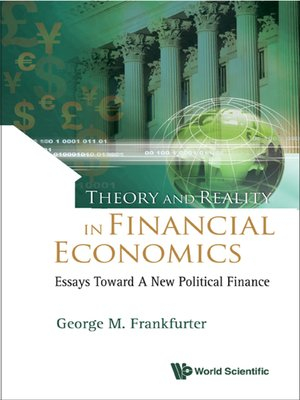 cover image of Theory and Reality In Financial Economics