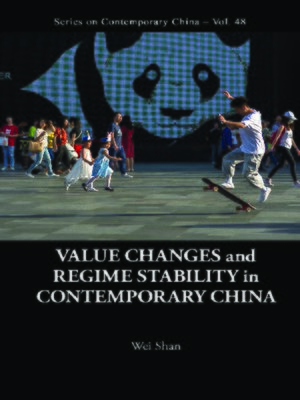 cover image of Value Changes and Regime Stability In Contemporary China