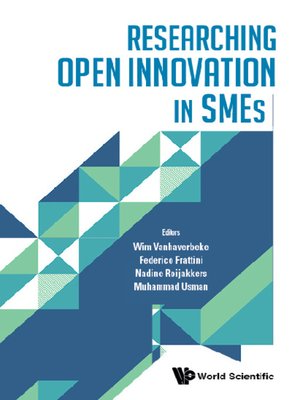 cover image of Researching Open Innovation in SMEs