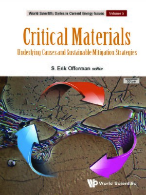 cover image of Critical Materials