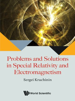 cover image of Problems and Solutions in Special Relativity and Electromagnetism