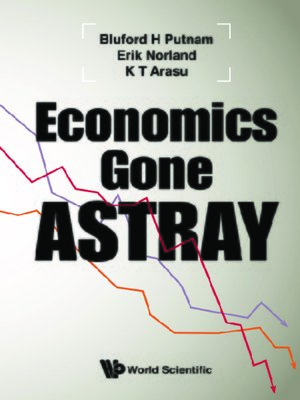 cover image of Economics Gone Astray