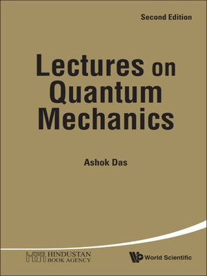 cover image of Lectures on Quantum Mechanics
