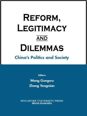 cover image of Reform, Legitimacy and Dilemmas