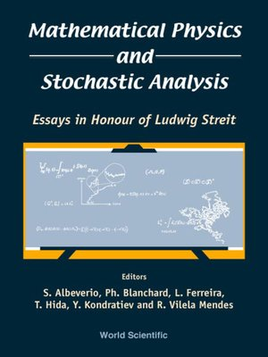 cover image of Mathematical Physics and Stochastic Analysis