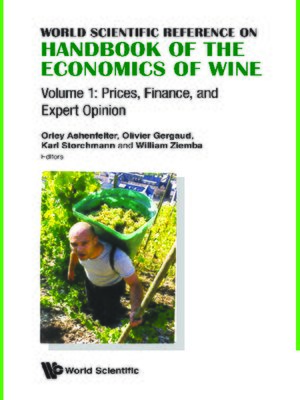 cover image of Handbook of the Economics of Wine (In 2 Volumes)